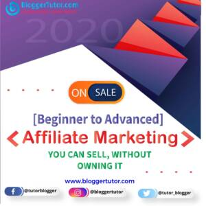 Blogger Tutor - Learn More, Earn More Affiliate Marketing scaled