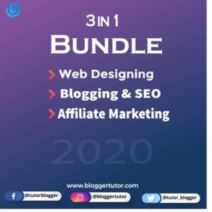 3 in 1 online earning Course bundle
