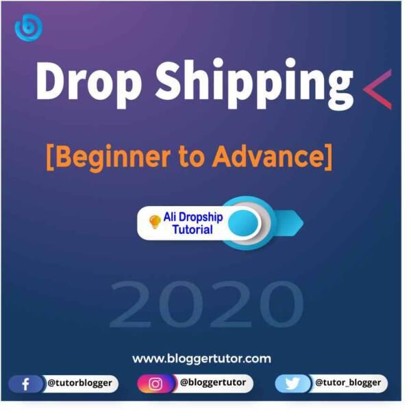Drop Shipping Full Course Drop Shipping