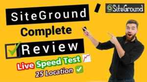 Siteground Hosting Features, Quality & Tools Full Review - Best or Worst in 2020 maxresdefault