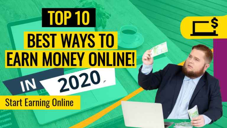 Top 10 Best Ways To Earn Money Online In India- Online Paisa Kamaye