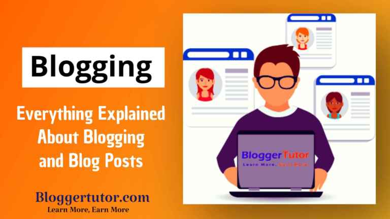 Complete Blogging Guide For Beginners to Start Blogging in 2020