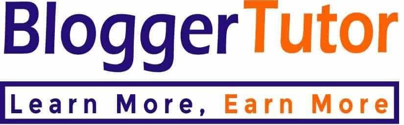 Blogger Tutor