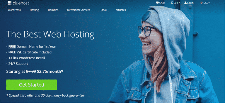 Bluehost Plans, Pricing and Support in 2020 [Latest]