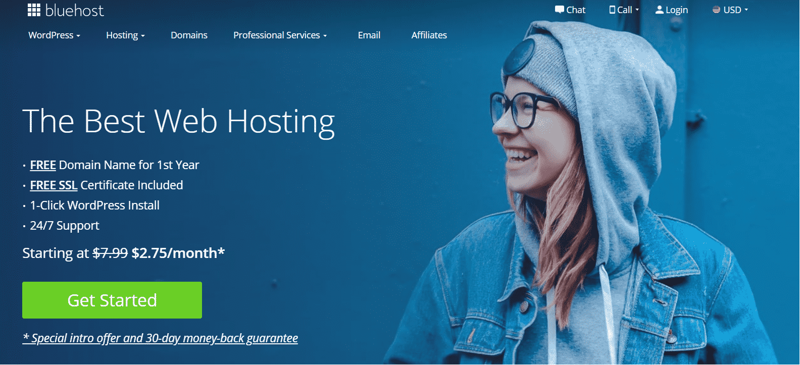 Bluehost Plans And Pricings