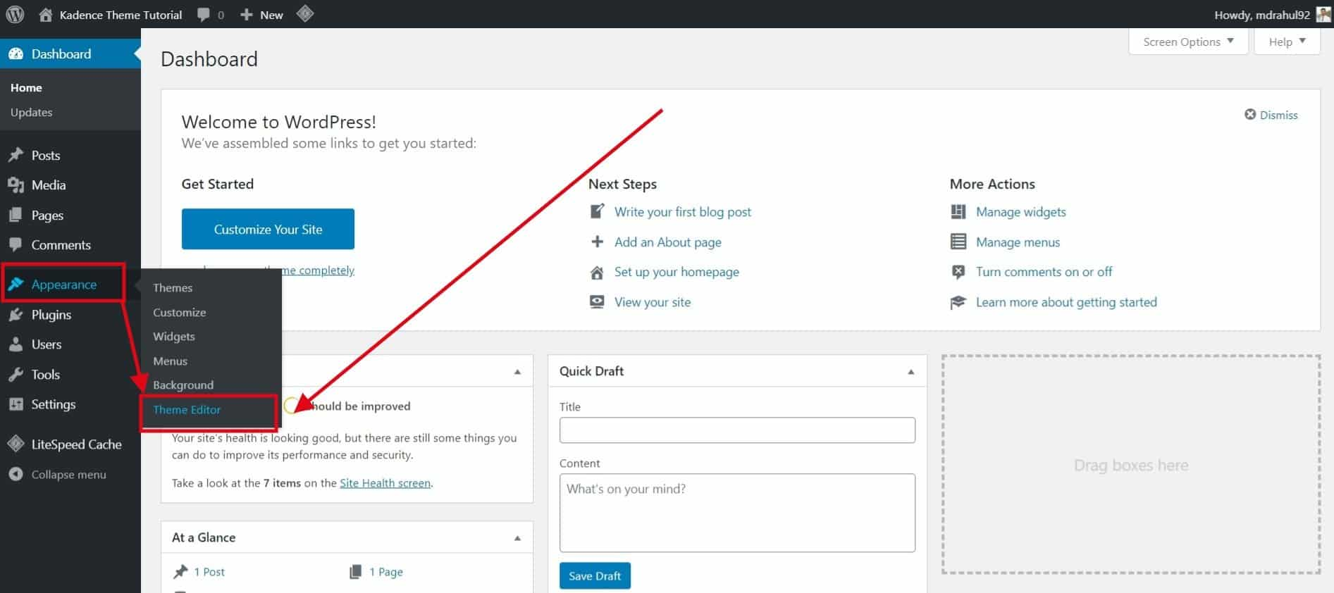 Copy Html Meta Tag Code From Search Console
