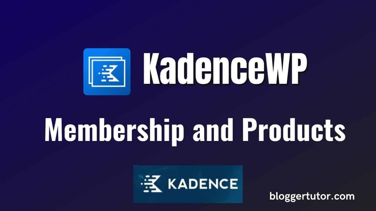 KadenceWP Lifetime Membership