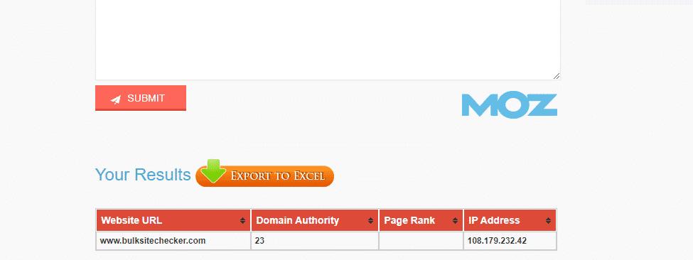 7 Best Domain Authority Checker Tools For 2021 Bulk Site Checker
