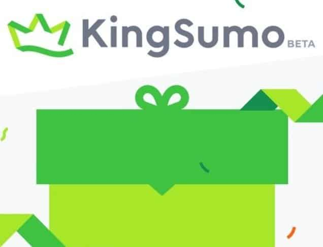 Kingsumo - Exclusive Offer From