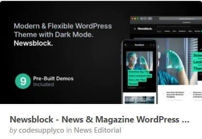 News Block