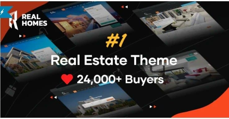30+ Best Wp Theme Deals And Offers On Black Friday And Cyber Monday 2020 Realhomes Estate Sale And Rental Wordpress Theme By Inspirythemes Themeforest.net