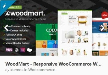 Woodmart Black Friday