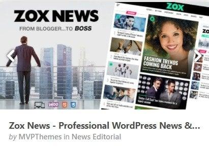 Zox Newss