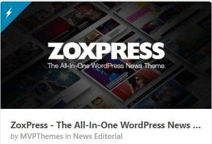 Zoxpress
